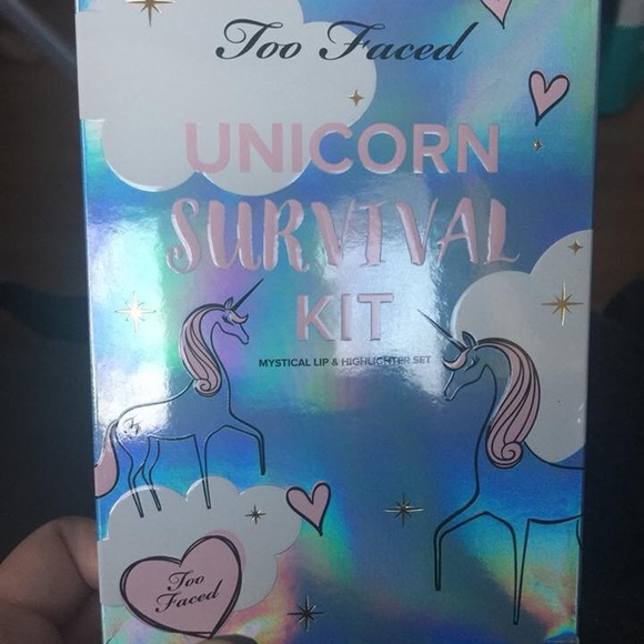Limited Edition Unicorn Survival Kit